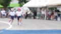 運動会 障害物競走 運動会イメージ 小学生 赤組 白組 秋 イベント 行事 子供 34235740