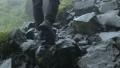 雨 足下 足の動画 34254981