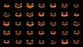 ハロウィン ハロウィーン カボチャの動画 34257070