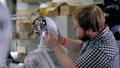 ロボット エンジニア 技術者の動画 34272658