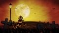 ハロウィン ハロウィーン アニメーションの動画 34313922