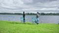 釣り フィッシング 魚採りの動画 34460281