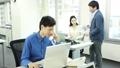 ビジネス ビジネスマン ビジネスウーマンの動画 34471119