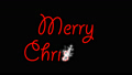 メリークリスマス赤 合成用アルファ素材 34520910