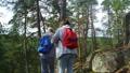 観光 ハイキング 山歩きの動画 34552079