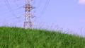 电塔,高压电电塔,草地,电気タワー、高电圧电気タワー、草、Electric tower 34552358