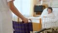 병실 휠체어 간호사 환자 간호 의료 이미지 34595148