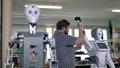 ロボット 人 仕事の動画 34692790