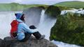 女の子 女子 アイスランドの動画 34693820