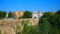 river, bridge, people 34760916