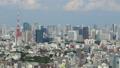 東京 タイムラプス 東京タワーの動画 34775400