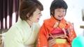 아이 사진 치고 산 모녀와 여성 사진 촬영 풍경을 촬영 34951019