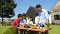 家族 野菜 親子の動画 34954302