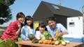 家族 農業体験 子供の動画 34954303