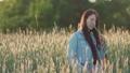 field, wheat, outdoor 34964561