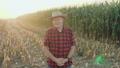 にこやか 人 農夫の動画 34964787