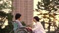 介護 介護士 人物の動画 34973349