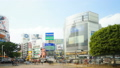渋谷 渋谷スクランブル交差点 渋谷駅前の動画 35036557