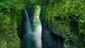 폭포, 마나이노타키, 계곡 35047060