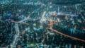 東京 都市風景 タイムラプスの動画 35129152