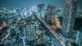 東京夜景タイムラプス 35129283