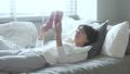朝 女性 パジャマの動画 35317511