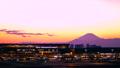 富士山 羽田空港 東京国際空港の動画 35319502