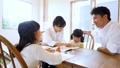 儿童学习生活家庭学习家庭形象 35446840