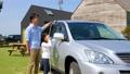 洗車 自動車 親子の動画 35447949