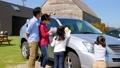 洗車 家族 自動車の動画 35447952