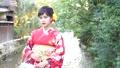 京都・着物姿の女性 ポートレート 35566703