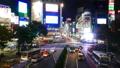 渋谷 渋谷スクランブル交差点 渋谷駅前の動画 35585694