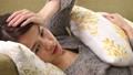 人物 女性 体調不良の動画 35609271