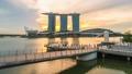 新加坡 鱼尾狮 地平线 35611573