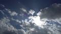 太陽と雲のタイムラプス 11月 35653147