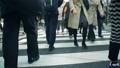 步行,办公室工作人员,商人,图像,视频材料,日语,东京,业务,高速,超级 35673975