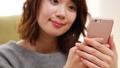 女性 スマホ スマートフォンの動画 35714701