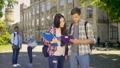 キャンパス 大学 協議するの動画 35729893