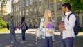 キャンパス 大学 協議するの動画 35729899