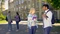 キャンパス 大学 協議するの動画 35729901