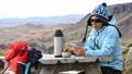 トラベル ハイカー ハイキングの動画 35834912