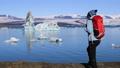 氷河 ヨークルスアゥルロゥン アイスランドの動画 35916465