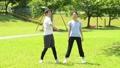 夫婦 ストレッチ 体操の動画 35987705