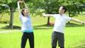 夫婦 ストレッチ 体操の動画 35987708