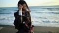 海辺の女性 36092313