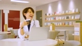 女医 パソコン ノートパソコンの動画 36135035