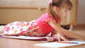 女の子 女子 描くの動画 36299329