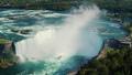 空撮 滝 川の動画 36395135