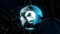 グローバルネットワーク 地球 ネットワークの動画 36513392