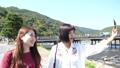 女性 女子旅 旅行の動画 36527349
